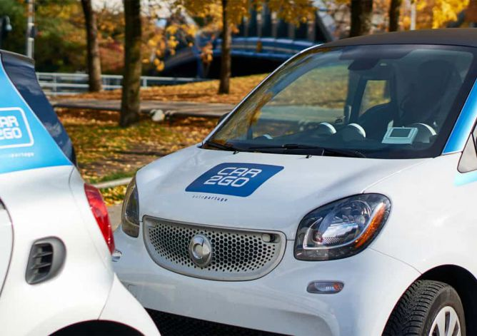 Largest North American Carshare Network Closes